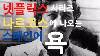 넷플릭스 추천 드라마 나르코스 스페인어 배우기  욕 뜻…