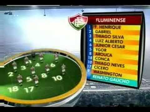 FLUMINENSE X LDU SEGUNDO JOGO