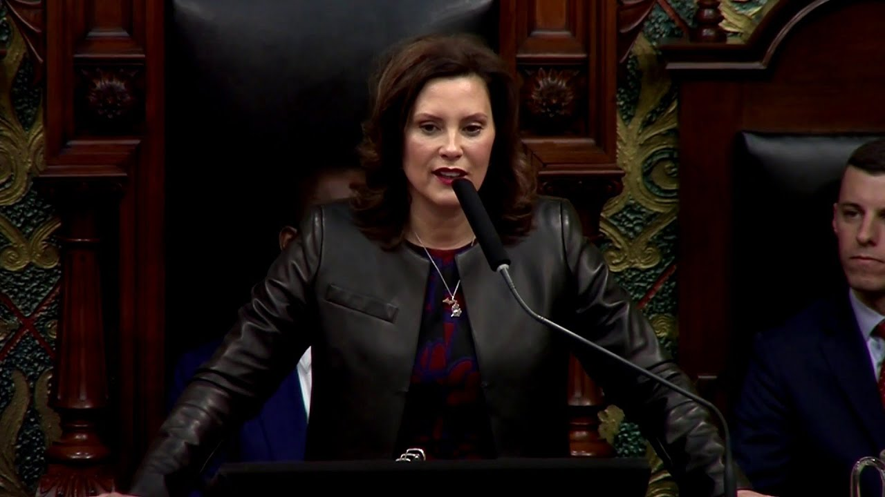 Gretchen Whitmer proves normal and decent can pay off
