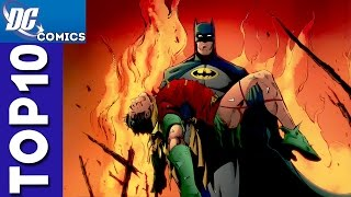 Top 10 Emotional Moments From Young Justice #2