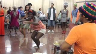 Kiusam de Oliveira   Teaser Corporeidade Poética Afro