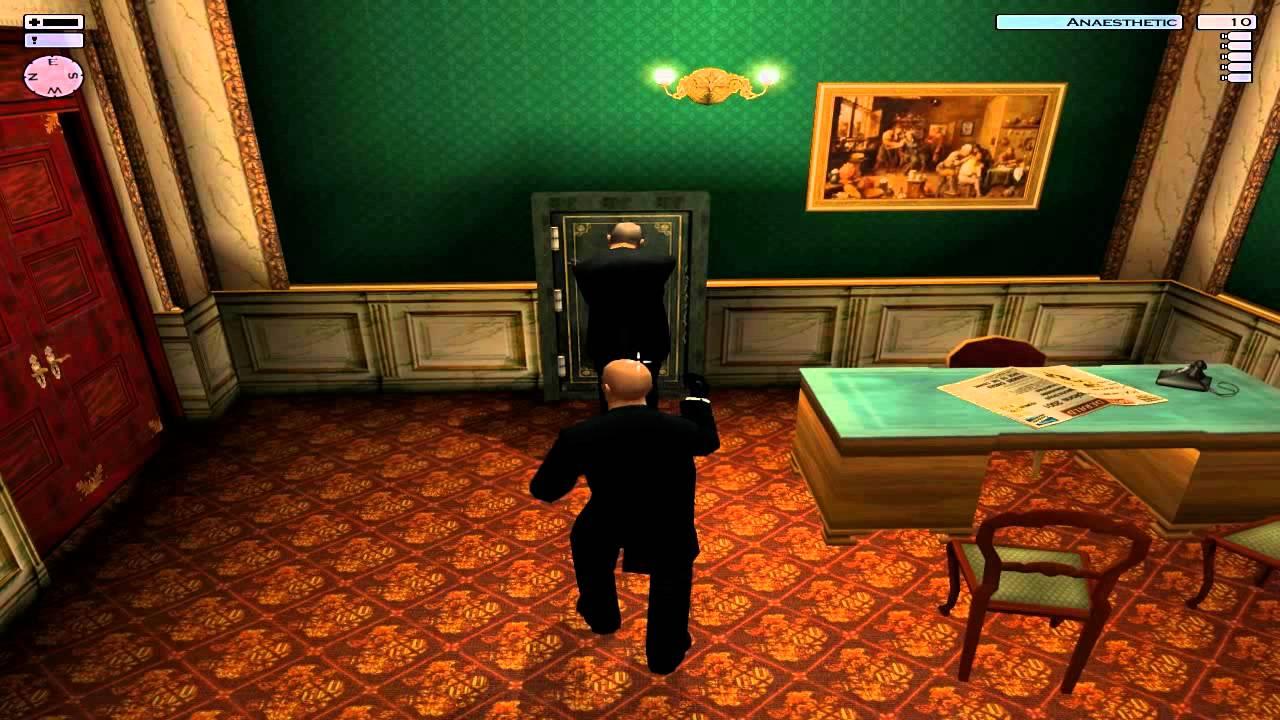 Hitman 2 - Silent Assassin Walkthrough HD ENG/PL part 6 ...