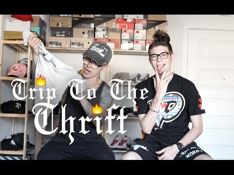Trip To The Thrift #27 | Pillage the Value Village feat. Paul Cantu