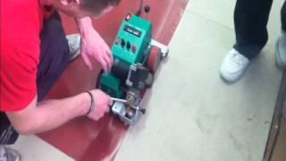 видео Производство тентов