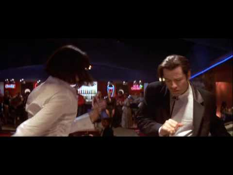 Pulp Fiction Ballo Uma Thurman E John Travolta Avi Youtube