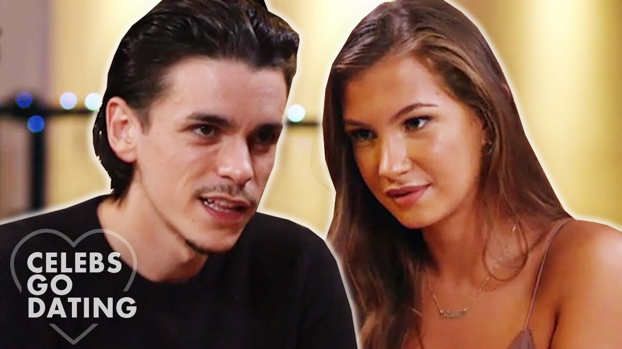 Sam Craske WEIRDED OUT By Nearly Decade Age Difference Between Him & Date! | Celebs Go Dating