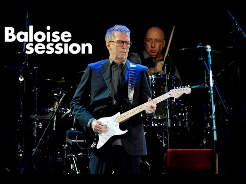 Eric Clapton & His Band. Baloise Session, Basel, Switzerland