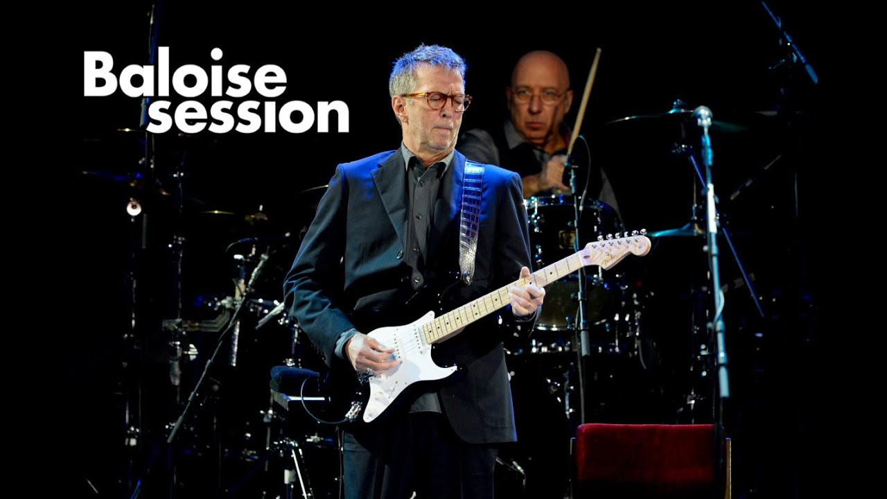 Resultado de imagen de Eric Clapton - Baloise Session - Basel Switzerland 2013