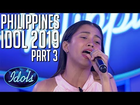 Best of Philippines Idol Auditions | Part 3 | Idols Global