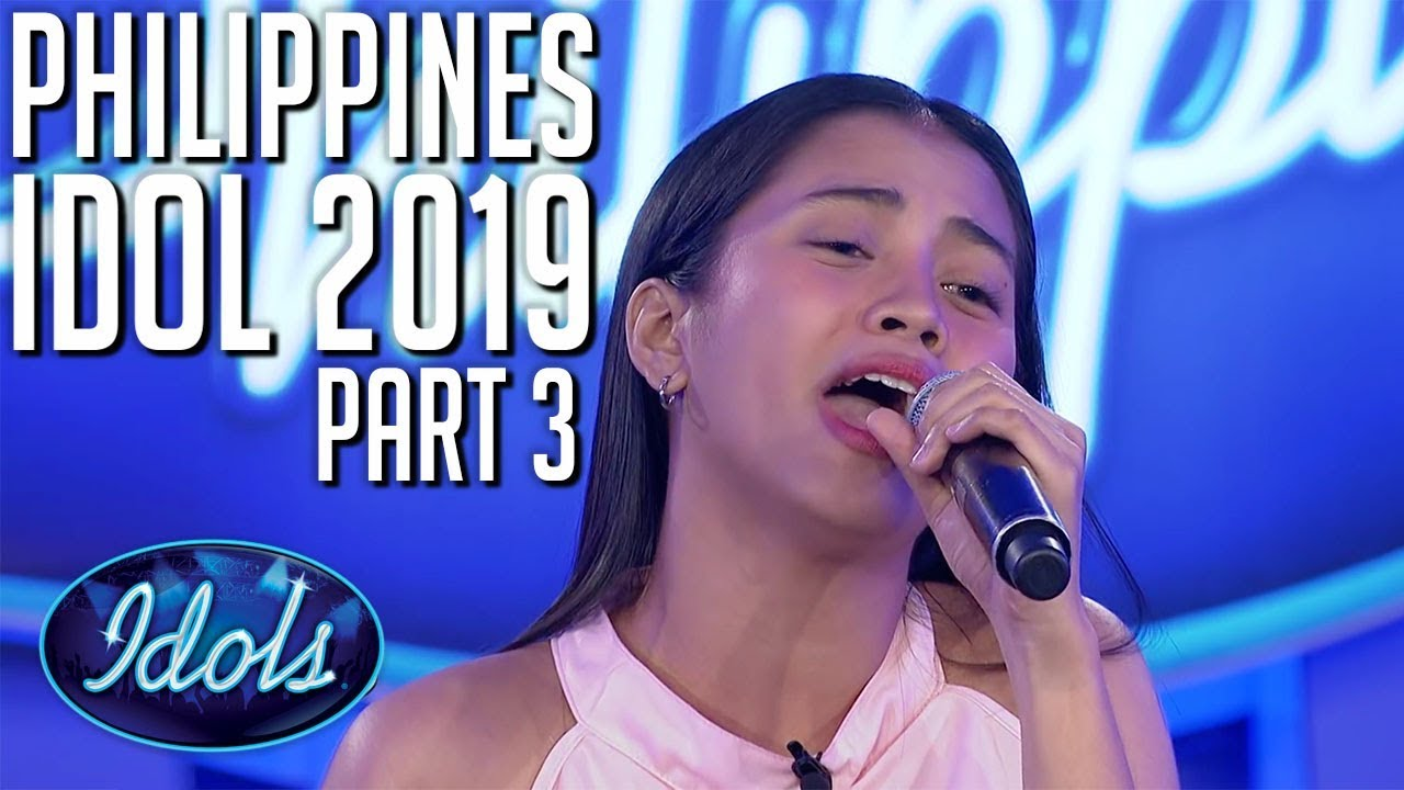 Best of Philippines Idol Auditions   Part 3   Idols Global