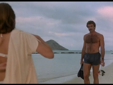 The fashions and styles of Magnum, P.I.
