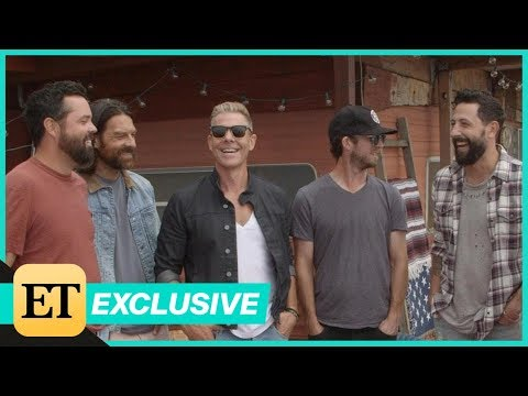 Old Dominion: Make It Sweet Music Video Behind-The-Scenes (Exclusive)