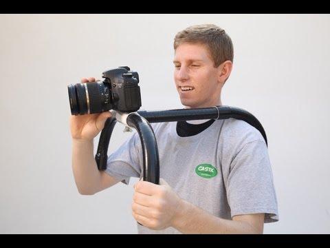 Making a Shoulder Rig for a DSLR Camera: DIY Equipment ...
