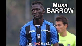 Musa Barrow, striker, Atalanta ! Goals, Skills and Assist