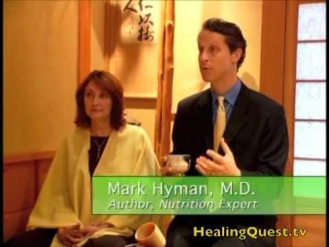 Healing Quest: Dr. Mark Hyman on Green Tea Benefits