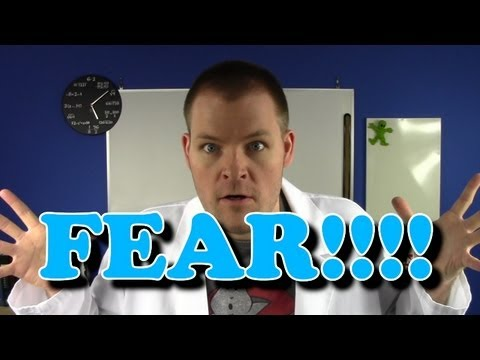 5 Things to Fear because SCIENCE!
