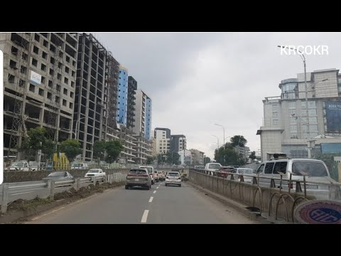 14.August2020, Today Weather information Addis Ababa in Ethiopia street view, ኢትዮጵያ, 에티오피아 아디스아바바 날씨