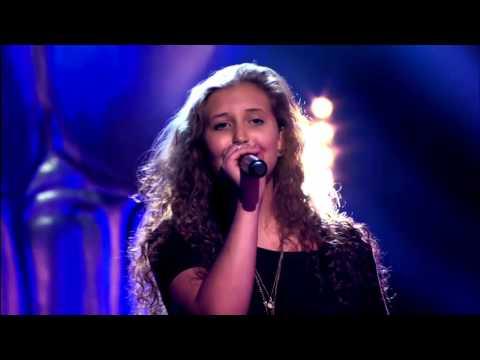 Jessie Thijs zingt 'Wish I Didn't Miss You' | Blind Audition | The Voice van Vlaanderen | VTM