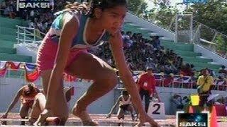 Saksi: Koponan ng Region 2 sa 4x100m relay sa Palarong Pambansa, tumakbo nang naka-paa
