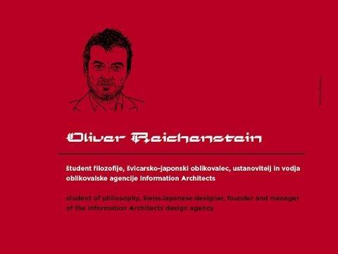Oliver Reichenstein: Information Entropy