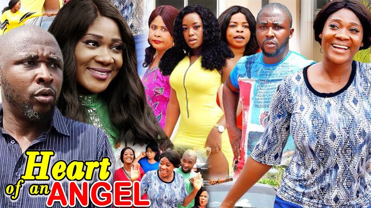 Download New Hit Movie ''Heart Of An Angel''  - Mercy Johnson 2019 Latest Nigerian Nollywood Movie Full HD