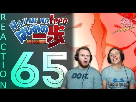 SOS Bros React - Hajime No Ippo Season 1 Episode 65 - Summer Of The Kamogawa Corps!