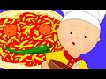 ★ Cooking with Caillou ★ Funny Animated Caillou | Cartoons for kids | Caillou