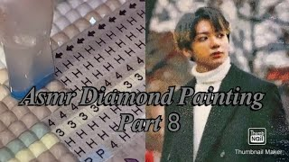 Asmr Diamond Painting Part 8 Tiktok Compilation