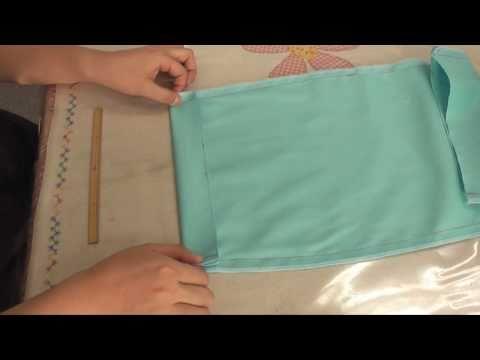 ミシンを使った裾上げ まつり縫い編