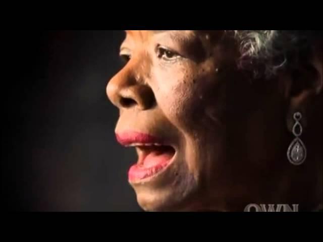 Dr. Maya Angelou | I Am Human