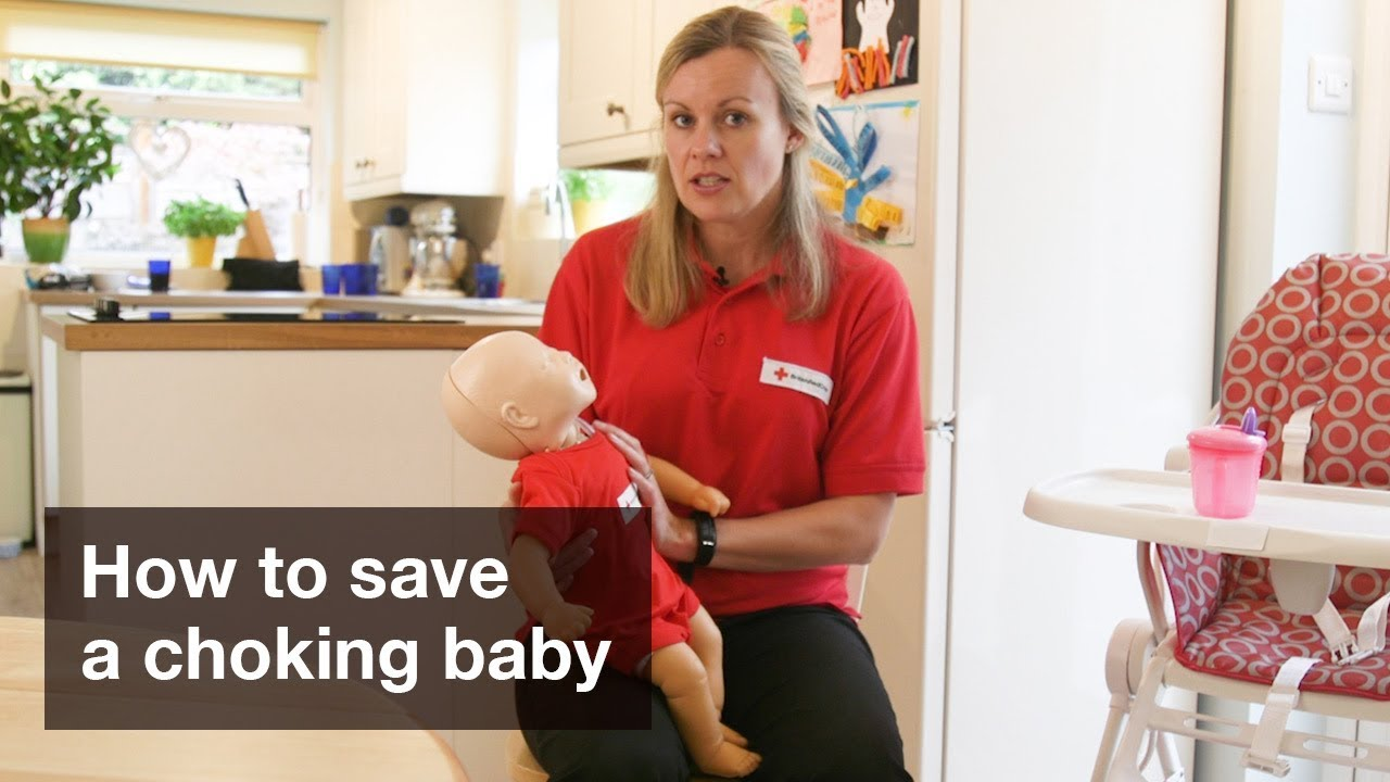 Vomiting in a child: first aid