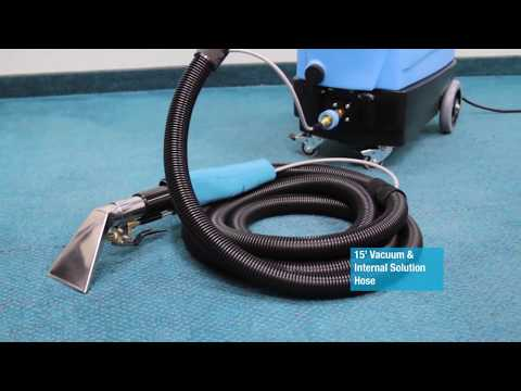 Upholstery / Carpet Cleaning Machine, Portable Hot Water Extractor