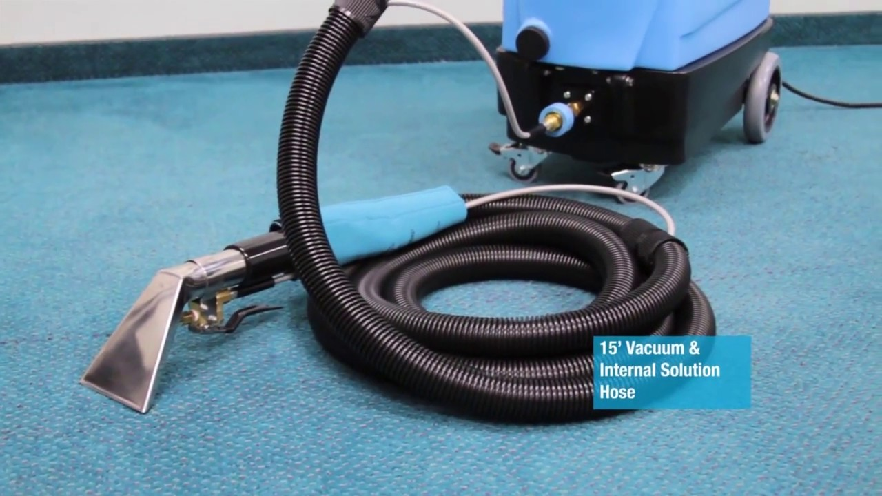 upholstery carpet cleaning machine portable hot water extractor