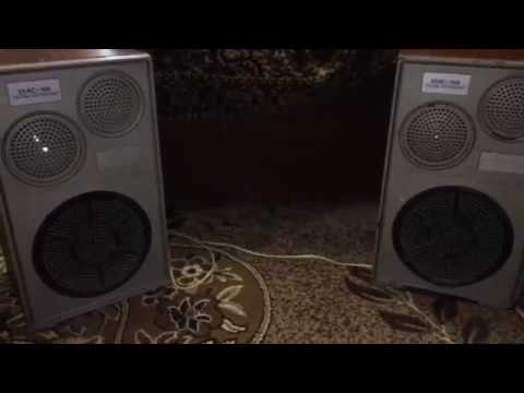 Усилитель Radiotehnika у-101+ Акустика 25АС-109