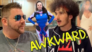 Finding Out His GIRL Cheated w/ Another Wrestler - Tony Chini Shoot Interview