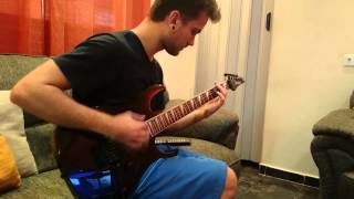 All That Remains - Victory Lap (Guitar Cover)