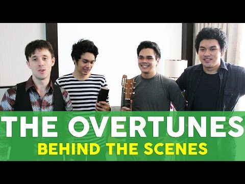 INFINITY ft. THE OVERTUNES | BEHIND THE SCENES | KHS