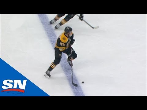 Canucks In Disbelief As Bruins Goal Deemed Onside After Review