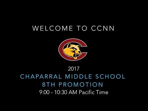 Chaparral Promotion 5.25.17