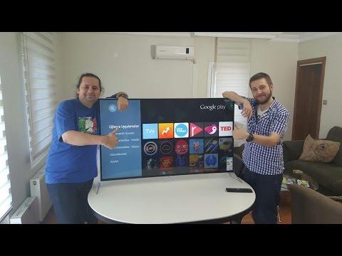 Philips 7100 Serisi Android TV'sini Konuşuyoruz