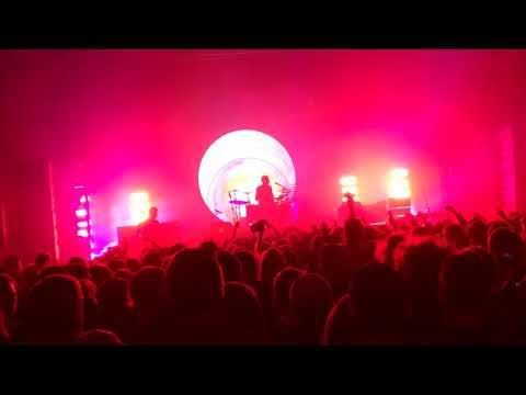 Enter Shikari Quickfire Medley (live) @ Liverpool Olympia 16/11/17