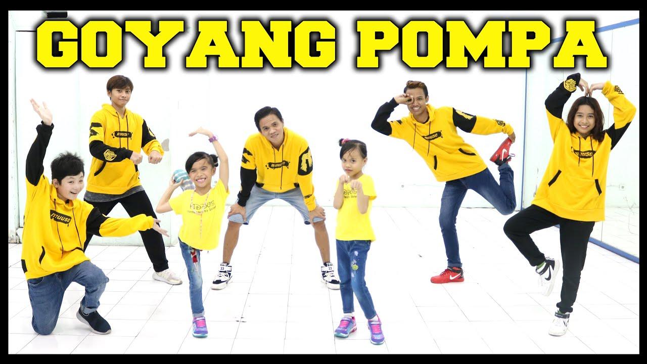 Download GOYANG POMPA - ZUMBA DANCE SENAM - CHOREOGRAPHY BY DIEGO TAKUPAZ