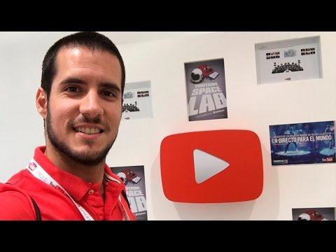 YOUTUBE SPACE MADRID - FIESTA YOUTUBERS - VLOG FLASH