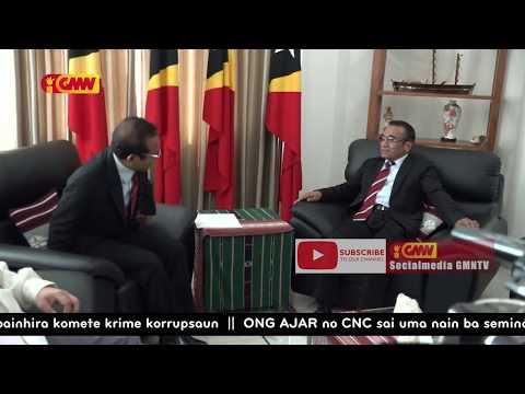 PM Taur Matan Ruak Husu Mantein Lista Inisial