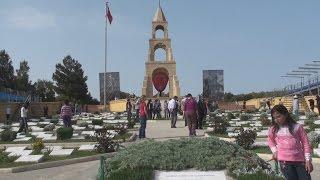 ANZAC Tour 14 - Turkish Cemetery Memorial