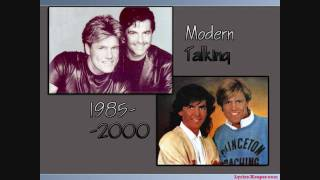 Modern Talking- Love Is Like a Rainbow [Beautiful Sky Mix]