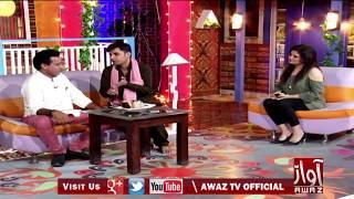 Awaz Comedy Club Ep#03 Ali Gul Malah 08 07 2018