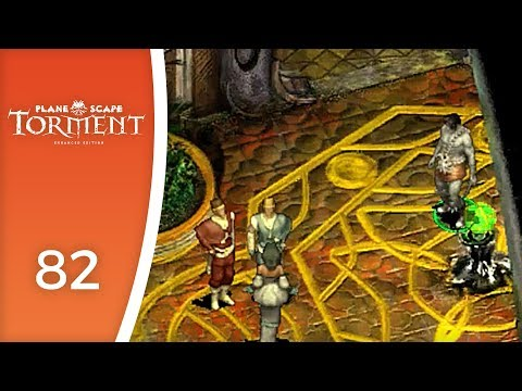 A dream of Ravel, and one of Deionarra - Let's Play Planescape: Torment #82