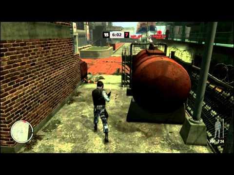 Max Payne 3: Multiplayer - Port Authorities