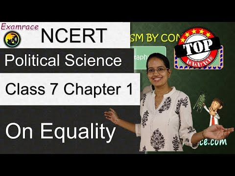 NCERT Class 7 Political Science / Polity / Civics Chapter 1